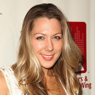 Colbie Caillat in The 54th Annual GRAMMY Awards - P and E Wing Event