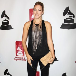 Colbie Caillat in 56th GRAMMY Awards - P and E Wing Event Honoring Neil Young