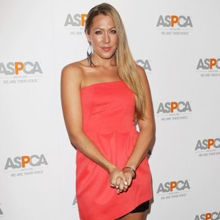 Colbie Caillat in The ASPCA Celebrates Its Commitment to Save Animals