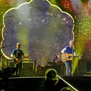 Coldplay Perform in Toronto