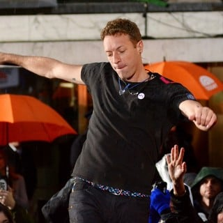 Coldplay - Coldplay Perform on NBC's Today Show