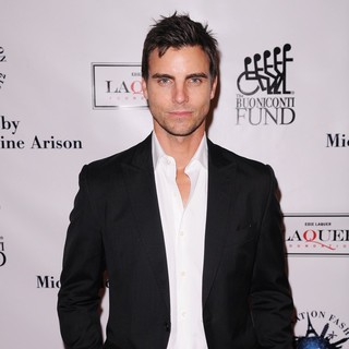 Colin Egglesfield in Destination Fashion 2012 to Benefit The Buoniconti Fund to Cure Paralysis
