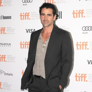 Colin Farrell in 2012 Toronto International Film Festival - Seven Psychopaths - Premiere