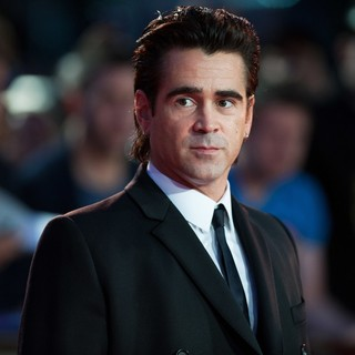 Colin Farrell in 57th BFI London Film Festival - Saving Mr. Banks - Premiere