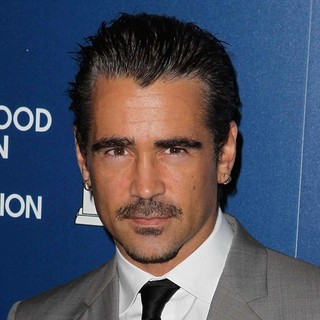 Colin Farrell in Hollywood Foreign Press Association's 2013 Installation Luncheon