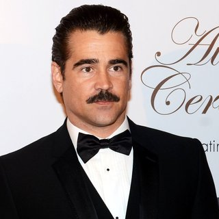 Colin Farrell in The Irish Film and Television Academy Awards 2014