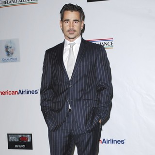 Colin Farrell in US-Ireland Alliance Oscar Wilde Pre-Academy Awards Party