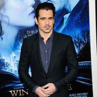 Colin Farrell in Winter's Tale World Premiere