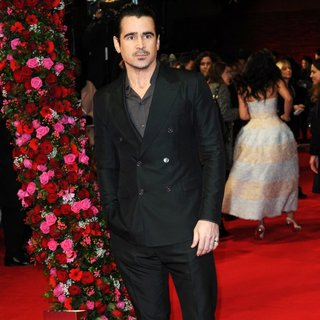 Colin Farrell in Winter's Tale UK Premiere - Arrivals