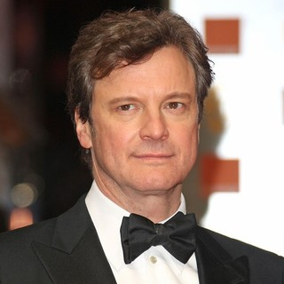Colin Firth in Orange British Academy Film Awards 2012 - Arrivals