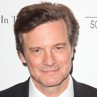 Colin Firth in New York Premiere of Magic in the Moonlight - Arrivals