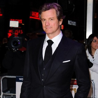 Colin Firth in The World Premiere of Gambit - colin-firth-uk-premiere-gambit-03