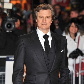 Colin Firth in The World Premiere of Gambit - colin-firth-uk-premiere-gambit-04