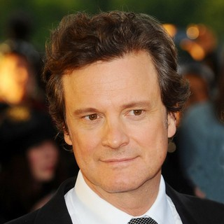 Colin Firth in The Premiere of Tinker, Tailor, Soldier, Spy