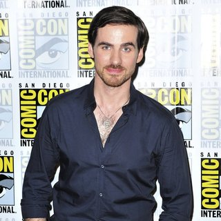 Colin O'Donoghue in San Diego Comic-Con International 2015 - Once Upon a Time - Photocall