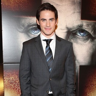 Colin O'Donoghue in The European Premiere of The Rite