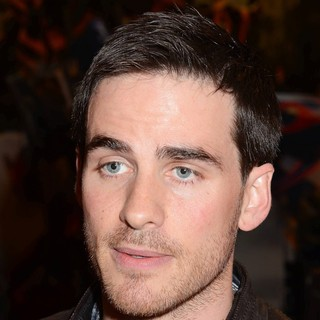 Colin O'Donoghue in Transformers 3: Dark of the Moon Irish Premiere
