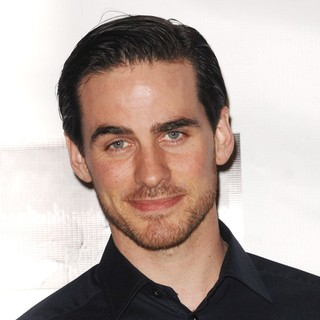 Colin O'Donoghue in US-Ireland Alliance Oscar Wilde Pre-Academy Awards Party