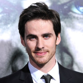 Colin O'Donoghue in Los Angeles Premiere of Warner Bros' The Rite
