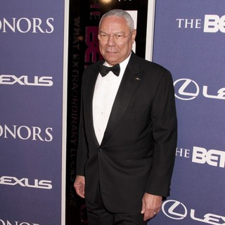 Colin Powell in BET Honors 2012 - Red Carpet Arrivals