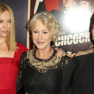 Toni Collette, Helen Mirren, Jessica Biel in The Premiere of Fox Searchlight Pictures' Hitchcock - Arrivals