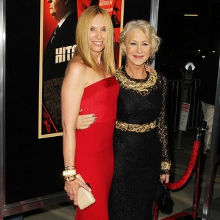 Toni Collette, Helen Mirren in The Premiere of Fox Searchlight Pictures' Hitchcock - Arrivals