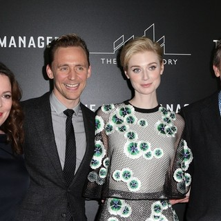 Olivia Colman, Tom Hiddleston, Elizabeth Debicki, Hugh Laurie in Premiere of AMC's The Night Manager - Arrivals