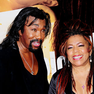 Nickolas Ashford, Valerie Simpson in NYC Movie Premiere of 'For Colored Girls' - Arrivals