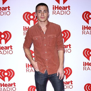 Colton Haynes in 2012 iHeartRadio Music Festival - Day 1 - Arrivals