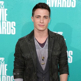 Colton Haynes in 2012 MTV Movie Awards - Arrivals