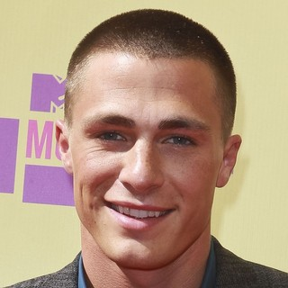 Colton Haynes in 2012 MTV Video Music Awards - Arrivals