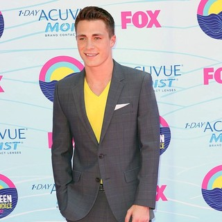Colton Haynes in The 2012 Teen Choice Awards - Arrivals