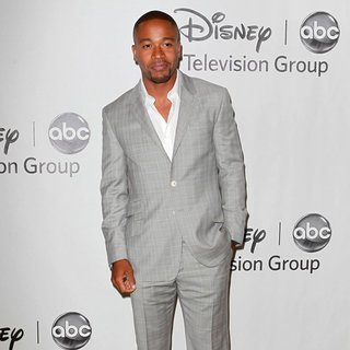 Columbus Short in 2012 TCA Summer Press Tour - Disney ABC Television Group Party