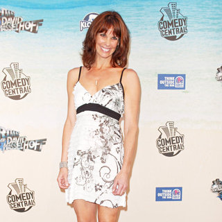 Alexandra Paul in Comedy Central Roast Of David Hasselhoff - Arrivals