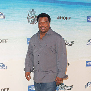 Craig Robinson in Comedy Central Roast Of David Hasselhoff - Arrivals