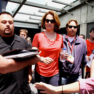 Sigourney Weaver in Out and About at Comic-Con 2010 - Day 3