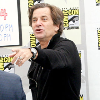 Dirk Benedict in Comic Con 2010 - Day 2 - Autograph Session