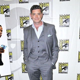 Tomothy Omundson in Comic Con 2010 - Day 1 - 'Psych' Photocall