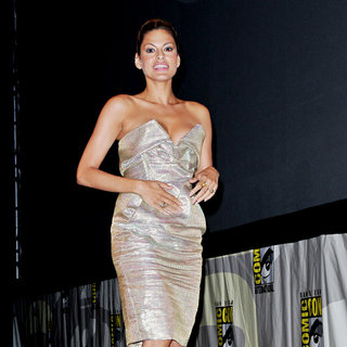 Eva Mendes in Comic Con 2010 - Day 2 - 'The Other Guys' Press Conference