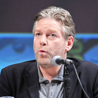 Kenneth Branagh in Comic-Con 2010 - Day 3 - 'Thor' Press Conference
