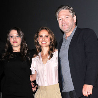 Kat Dennings, Natalie Portman, Kenneth Branagh in Comic-Con 2010 - Day 3 - 'Thor' Press Conference