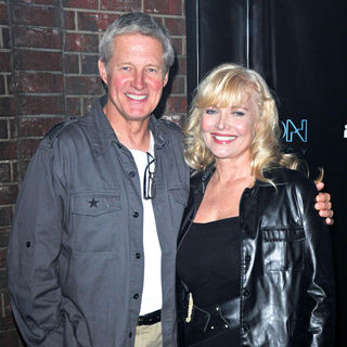 Bruce Boxleitner, Cindy Morgan in Comic Con 2010 - Day 2 - 'Tron Legacy' Party