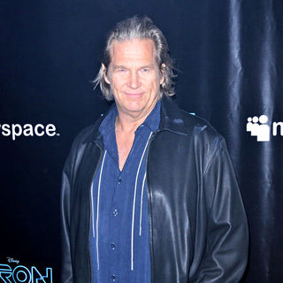 Jeff Bridges in Comic Con 2010 - Day 2 - 'Tron Legacy' Party