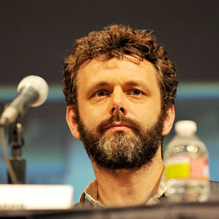 Michael Sheen in Comic Con 2010 - Day 1 - 'Tron Legacy' Press Conference