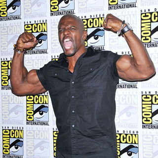 Terry Crews in Comic Con 2010 - Day 1 - 'The Expendables' Photocall
