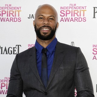 Common in 2013 Film Independent Spirit Awards - Arrivals - common-2013-film-independent-spirit-awards-02