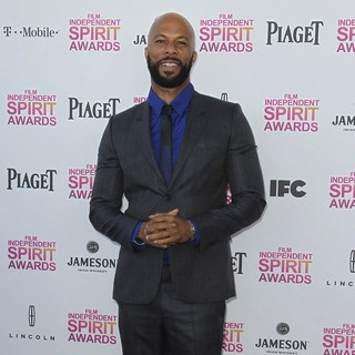 Common in 2013 Film Independent Spirit Awards - Arrivals - common-2013-film-independent-spirit-awards-03