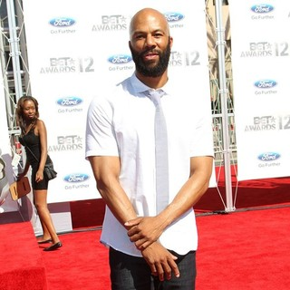 Common in The BET Awards 2012 - Arrivals