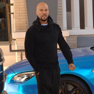 Common - Common Goes Shopping at Barneys