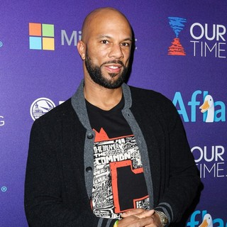 Common in OurTime.org Inaugural Youth Ball Generation Now Party - Arrivals - common-ourtime-org-inaugural-03